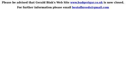 Budgerigar.co.uk