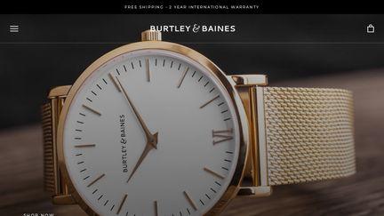 Burtleybaines.com