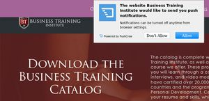 Business Training Institute
