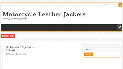MotorcycleLeatherJackets