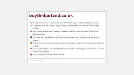 BuyTimberland.co.uk