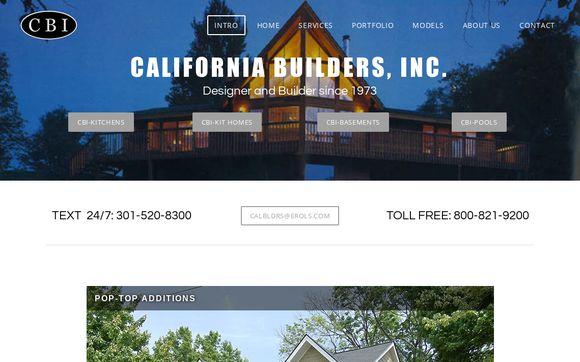 CaliforniaBuilders