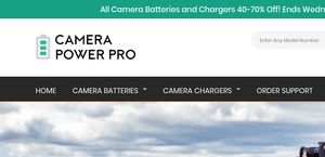 Camera Power Pro