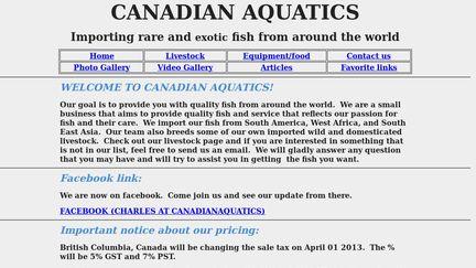 CanadianAquatics