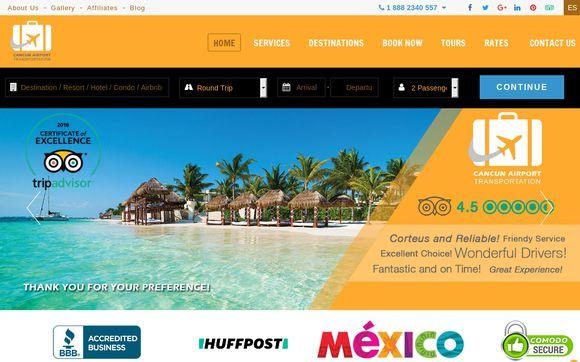 Cancun Airport Transportations