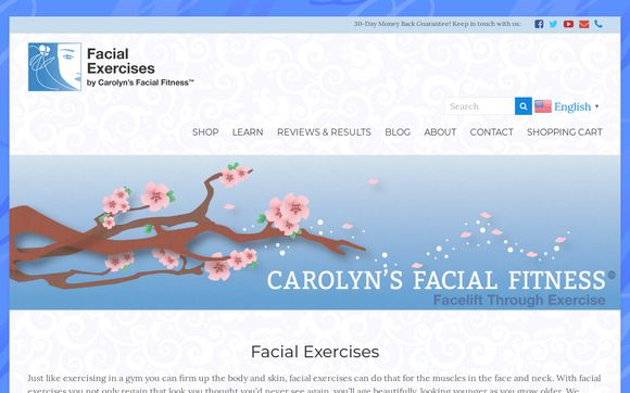 Carolyn's Facial Fitness