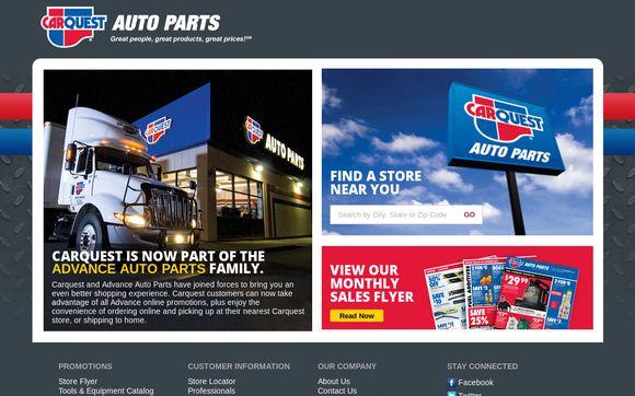 Carquest Auto Parts®