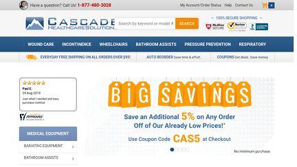 cascadehealthcaresolutions.com