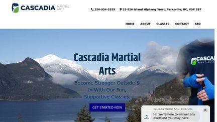 Cascadia Martial Arts