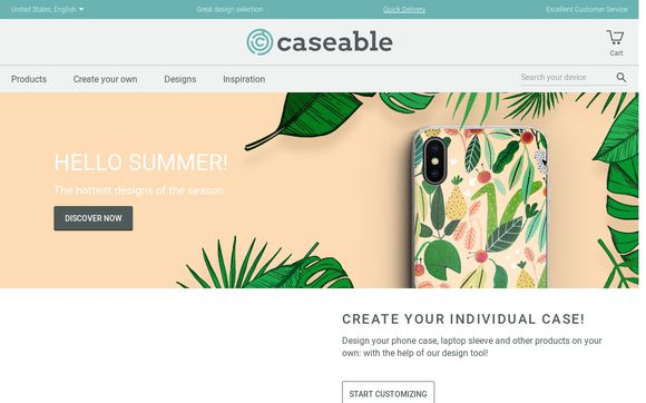 Caseable Shop