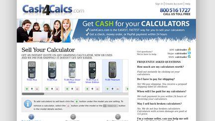 Cash4Calcs