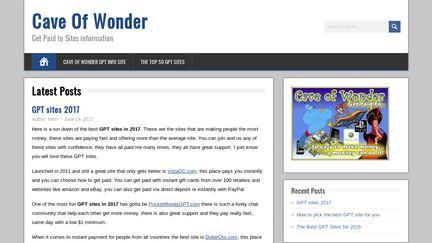 Cave Of Wonder