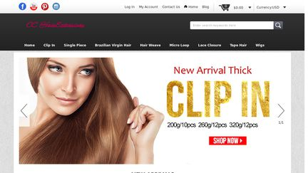 CCHairExtensions