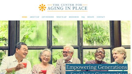 Center for aging in place