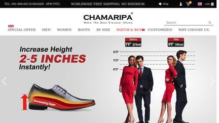 Chamaripa Elevator Shoes