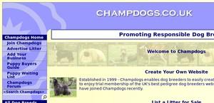 Champdogs.co.uk