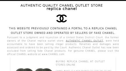 Chaneloutletmallstore.com