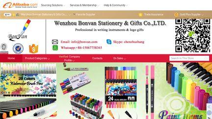 Wenzhou Bonvan Stationery & Gifts