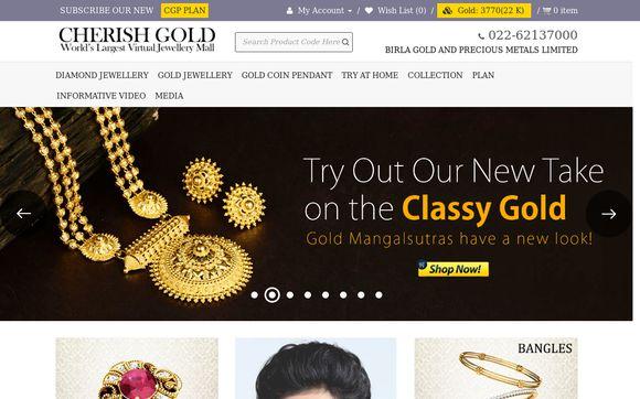 Cherish Gold