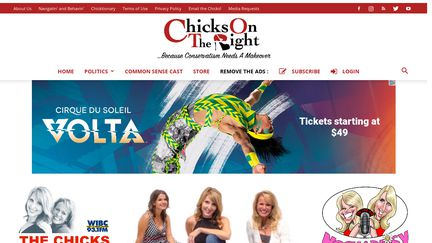 ChicksOnTheRight
