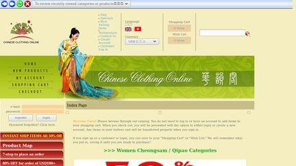 ChineseClothingOnline