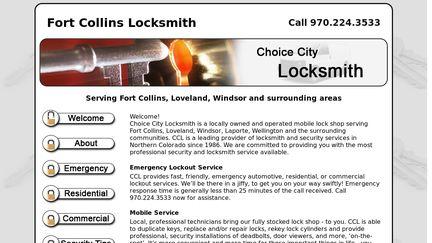 ChoiceCityLocksmith
