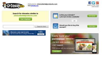 Choicedentalproducts.com