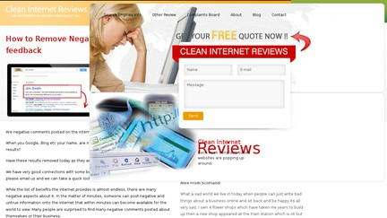 CleanInernetReviews