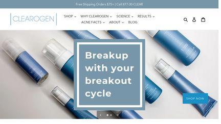 Clearogen Solutions