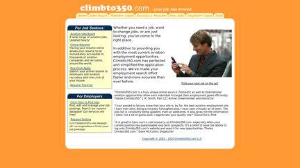 Climbto350.com