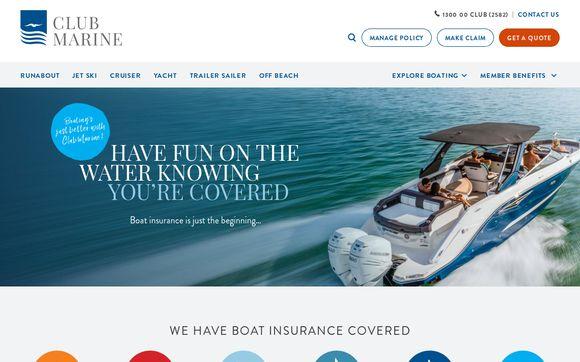 ClubMarine.com.au