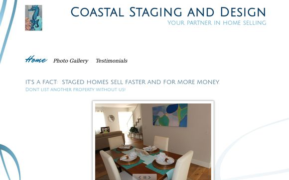 Coastal Staging And Design