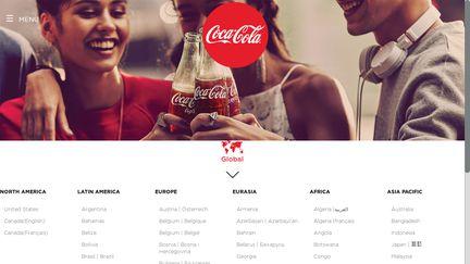 Coca Cola Global