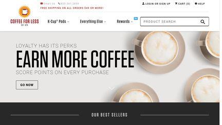 CoffeeForLess.com