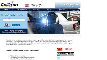Collision Repair Experts