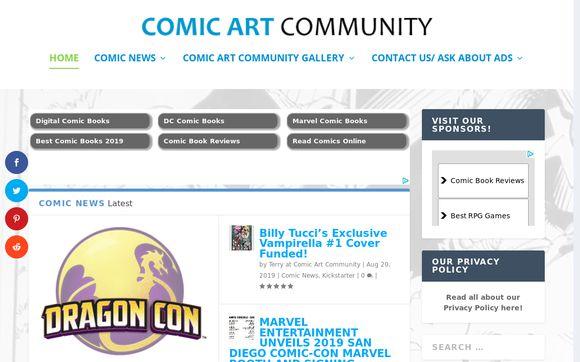 Comic Art Community