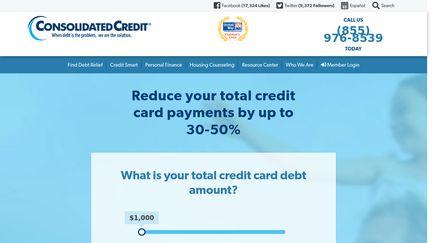 ConsolidatedCredit.org