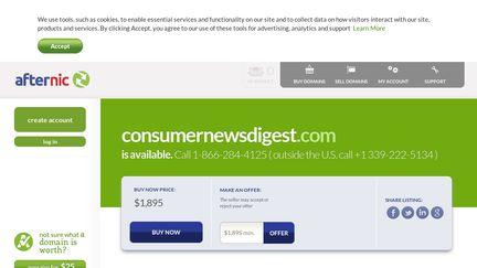 Consumernewsdigest.com
