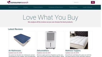 ConsumerSearch.com