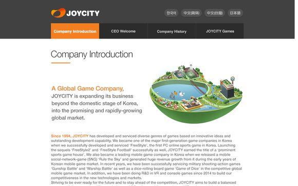 Corp.joycity.com