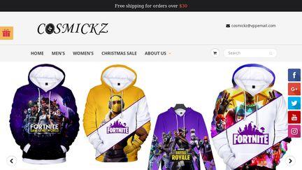 Cosmickz.com