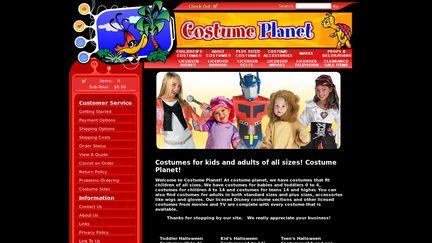 Costumeplanet.com