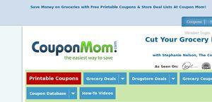 Coupon Mom Website 21