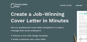 Cover Letter Now Reviews 157 Reviews Of Cover Letter Nowcom - Over-letter-now