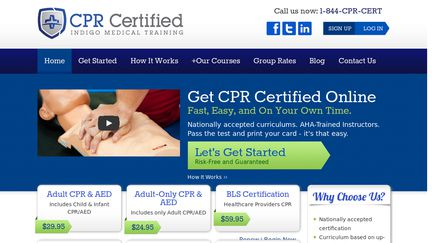 CPRCertified.com