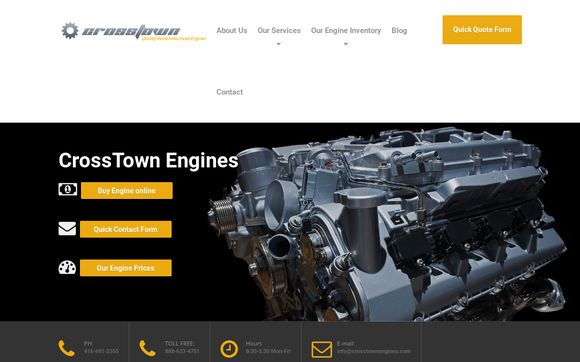 Crosstown Engines
