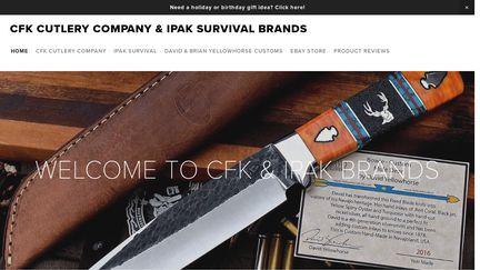 CustomForgedKnives
