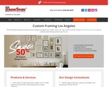 CustomFrameStore