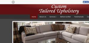 Custom Tailored Upholstery