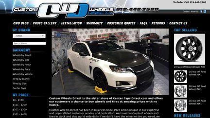 Custom Wheels Direct